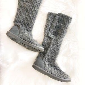 UGG Lattice Cardy UGG Pure Knit Boot
